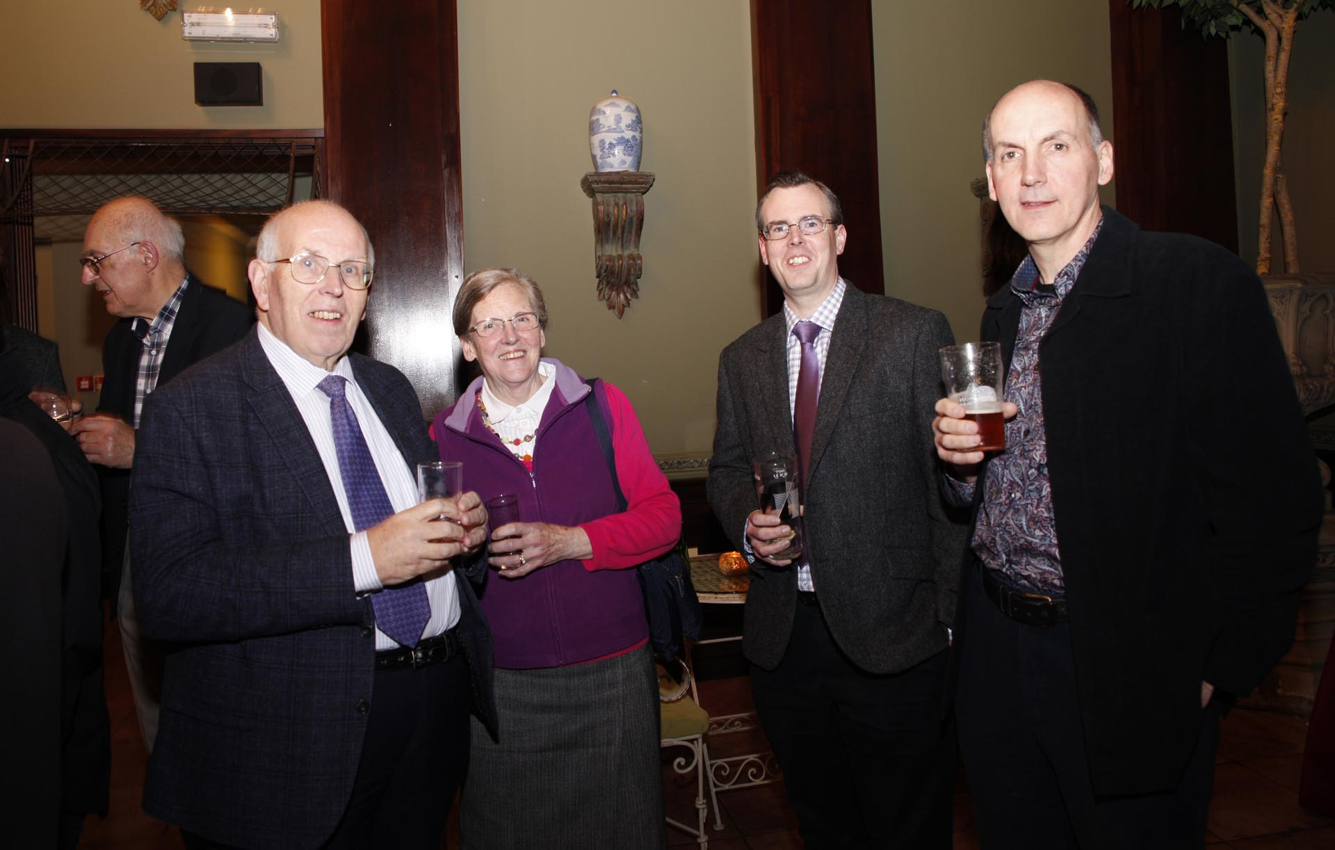 ISCVEx 2020 Networking Dinner Image 19