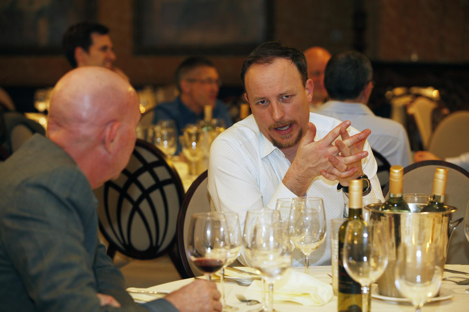 ISCVEx 2020 Networking Dinner Image 26