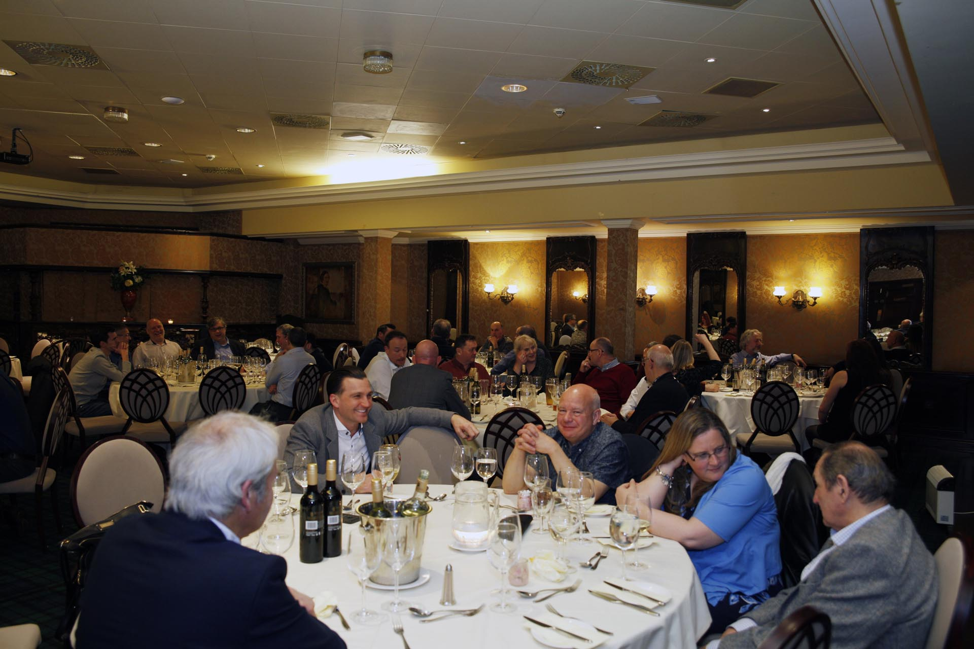 ISCVEx 2020 Networking Dinner Image 32