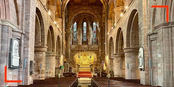 ISCVE Shrewsbury Abbey 600x300 Image 2021