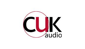 ISCVEx 2022 CUK Audio Exhibitor Logo 350x200px Image