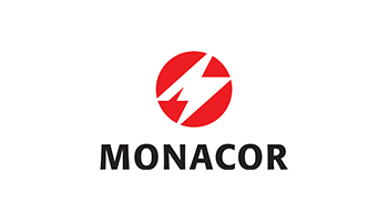 ISCVEx 2022 Monacor Exhibitor Logo 350x200px